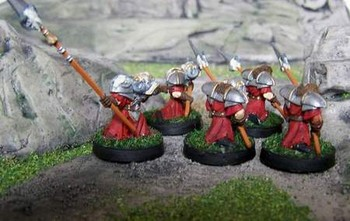 Horned Ones Spearmen